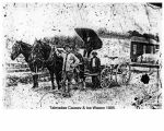 Talmadge Causey and Ice Wagon