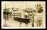 Mississippi Flood, Arcola (Miss.); 1927