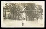Mississippi Flood, Leland (Miss.); 1927