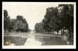 Mississippi Flood, Yazoo City (Miss.); 1927