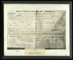 Land Sale Document, August 22, 1848