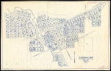 Map of Clarksdale (Miss.) 1938, revised 1939 printed version