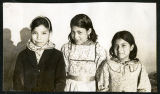 Tucker, Three Choctaw Indian girls