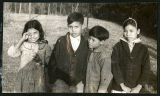 Tucker, Group of Choctaw Indian children