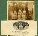 Tucker, Three Belgian Canonesses, Missionaries of St. Augustine with Fr. Philippe, Bishop Gunn and...