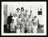 Fort Adams, St. Patrick Catholic Mission;Aug 1, 1946