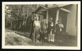 Paulding, Cistercian Monastery, Harrington family, parishioners;1935