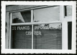 Greenwood, St. Francis Information Center;May17, 1952