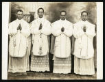 Bay St. Louis, Ordination;1934