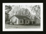 Batesville, House rented by Fr. Carroll as a rectory for St. Mary Catholic Church;Nov 25, 1960