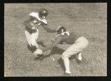 Natchez, Football Action Pictures;Sept 1940
