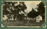 Biloxi, Sacred Heart Rectory and Mission Cross