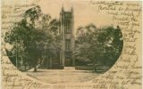 Postcard of St. Paul's Episcopal Church, Columbus, Mississippi