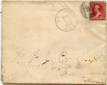 Letter, Eugenia Morgan to Jemison Prowell; 1890 September 19