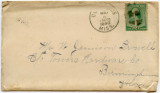 Letter, Eugenia Morgan to Jemison Prowell; 1890 May 04