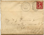 Letter, Eugenia Morgan to Jemison Prowell; 1890 July 30