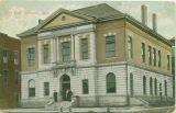 Postcard of City Hall, Columbus, Mississippi