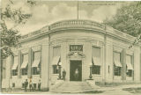 Postcard of United States Post Office, Columbus, Mississippi