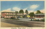 Postcard of Columbus Motel Court, Columbus, Mississippi