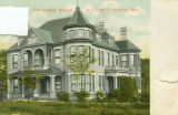 Postcard of Tom Franklin Hospital at I.I. & C., Columbus, Mississippi