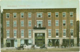 Postcard of Hotel Gilmer, Columbus, Mississippi
