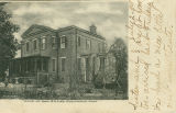 Postcard of Home of Gen. S.D. Lee, Columbus, Mississippi