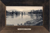 Postcard of Tombigbee River