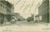Postcard of Fifth Street, Columbus, Mississippi