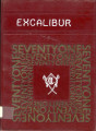 1971 Excalibur: Robert S. Caldwell Senior High School