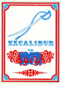 1972 Excalibur: Robert S. Caldwell Senior High School