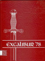 1978 Excalibur: Robert S. Caldwell Senior High School