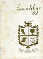 1982 Excalibur: Robert S. Caldwell Senior High School