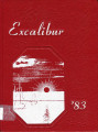 1983 Excalibur: Robert S. Caldwell Senior High School