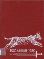 1980 Excalibur: Robert S. Caldwell Senior High School