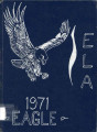1971 The Eagle: East Lowndes Academy