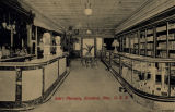Postcard of Lide's Pharmacy, Columbus, Mississippi U.S.A.