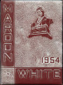 1954 Maroon and White: Stephen D. Lee High School