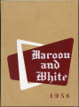 1956 Maroon and White: Stephen D. Lee High School