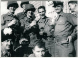 Soldiers at the end of the war