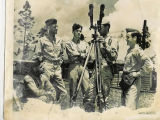 Soldiers Surveying