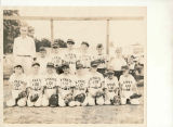 A.G. Paxton & Co. Little League Team Photograph