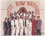 1975 AIAW Nationals Team