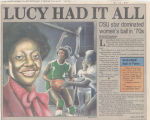 Clarion Ledger, Lucy Had it All