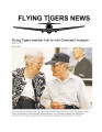 Sam Jue Flying Tigers First to Visit Chennault Museum
