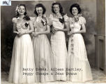 1939 State Champion Quartette