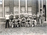 Canton High School basketball team 1947-48