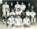 Canton adult fast-pitch softball team, 1949