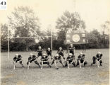 Canton High School Football team