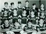 Canton American Legion Team, 1960