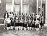 Canton girls basketball team, 1947-48